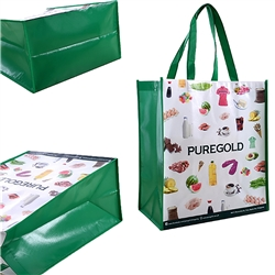 Full Color Laminated Bag