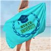 Custom Microfiber Beach Towel