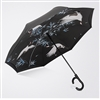 Automatic Open Luxury Umbrella