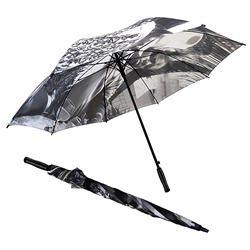 Custom Full Color Vented Sun Umbrella