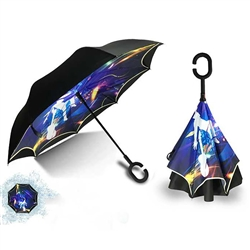Compact Inverted Umbrella