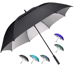 Double Layer Umbrella - Automatic Inverse Opening