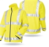 Hi-Vis Waterproof Jacket