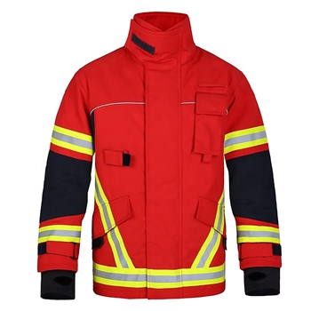 Hi-Vis Workwear Safety Jacket