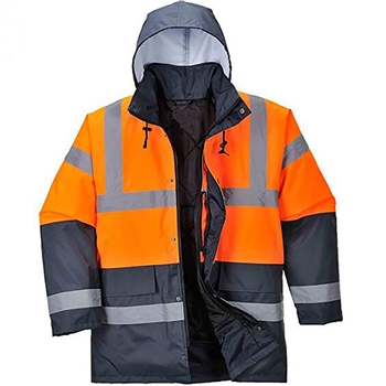 Hi-Vis Winter Jacket