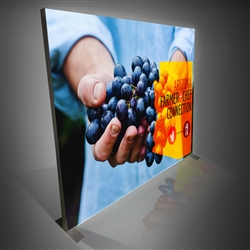 LED Fabric Light Box - LB10 - 10ft X 8ft - Single Sided