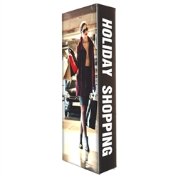 2.5ft LED Pop Up Display