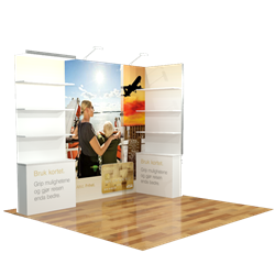 Modular Trade Show Display - SEG10B
