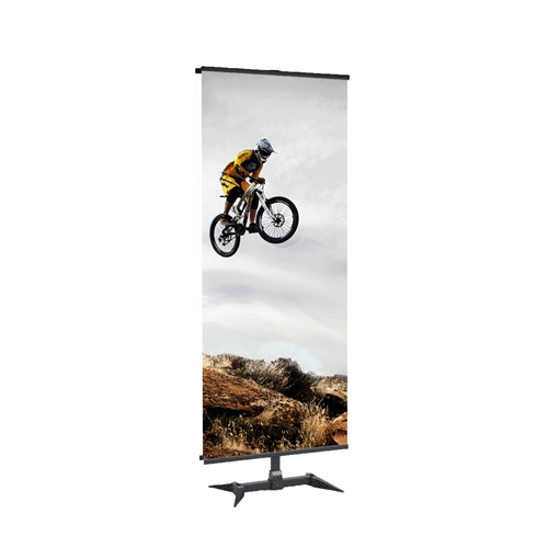 SmartFit Clip Display Banner - Single Sided