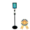 Economy Sanitizer Display Stand