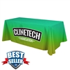 Standard 6ft Table Throw - Full Color - 4 Sided