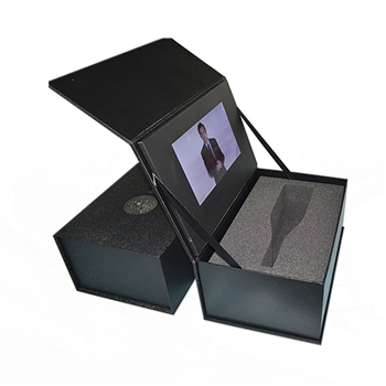 Video Presentation Box - 10Inch Video Box - Bottle Container