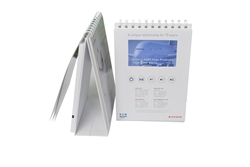 Video Presentation Box - 4.3inch LCD Calendar 12 Month
