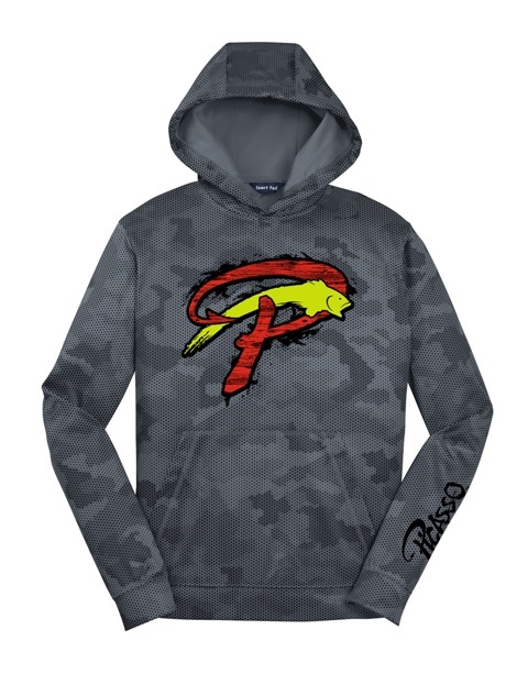 CamoHex Performance Hoodie