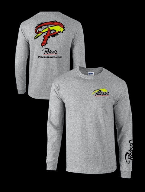 Long Sleeve Grey T-shirt