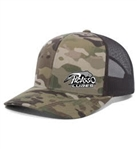 PACIFIC Headwear snap back hat