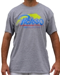 Sports Grey Picasso T-Shirts