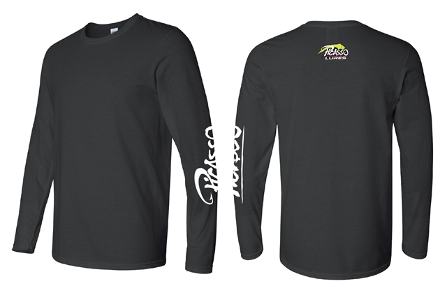 Ei-Lo Long Sleeve T-Shirt Black