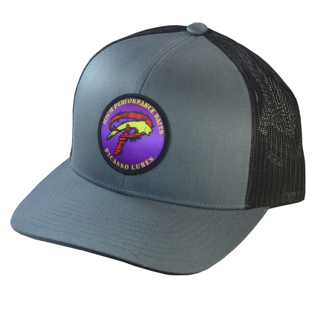 high Performance Baits Picasso Snap Back Hat