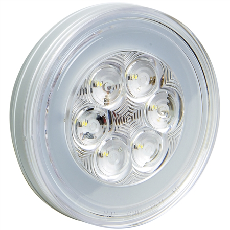 "4-1/4"" 21 LED Back-Up Light - GLO Light"