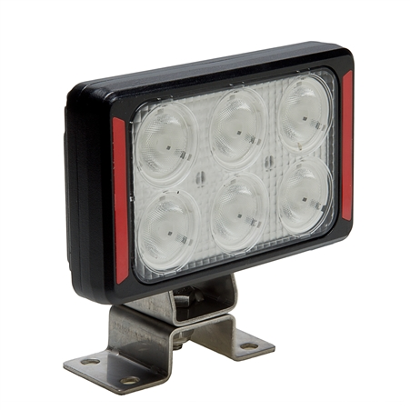 20 Watt LED Rectangular Work Light