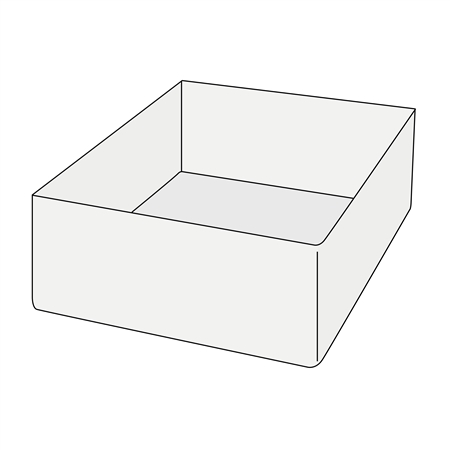 Single Drawer - New Style - Plastic