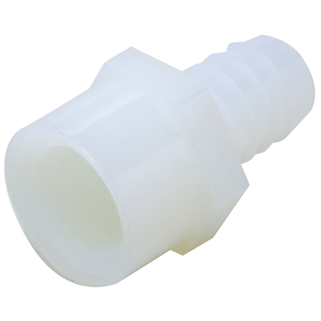 "1/2"" Female Pipe Fitting - Nylon"