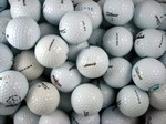 100 AA Titleist Used Golf Balls (100 ct.)