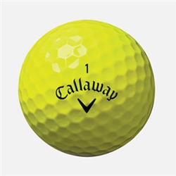 100 AAA Yellow Callaway  Mix Used Golf Balls