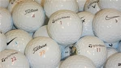 400 AA Mixed Pro-Line Used Golf Balls