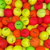 400 AAA High End Colored Mix Used Golf Balls