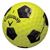 AAA Callaway Chrome Soft Truvis Yellow and Black Soccer (doz.)