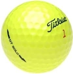 AAA Titleist DT SoLo Yellow(doz.)