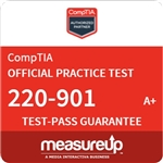 A+ Practical Application (220-901) - 180 Day Practice Test - CompTIA Authorized