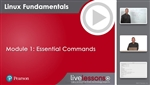 Linux Fundamentals LiveLessons (Video Training)