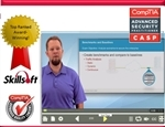 CompTIA CASP (CAS-002): Complete eLearning Courseware, Practice Exam, and Live Mentoring