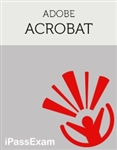 iPassExams 'Adobe Acrobat Exam Study' includes 75 online exam prep questions for the 9A0-329: Adobe Acrobat XI ACE Exam.