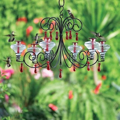 Mini-Blossom Grand Chandelier