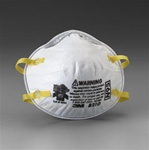 3M8210 3M Dust Mask N95 Sanding, Grinding, Sawing, Sweeping & Insulating. 20/Bx..