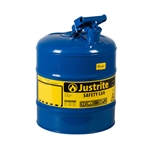 EAUI50SB 5 Gallon Safety Kerosene Can W/Funnel