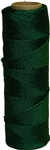KC18135 250' Green Nylon Braided Mason Line #18