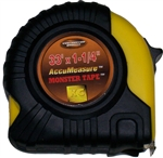 "KR10230 33' x 1-1/4"" Powerlock Tape Measure with Rubber Grip"