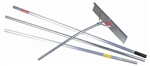 MR96022 16' 3 Section Roof Rake. Picture Shown With 5' Extension Handle Not Included