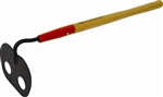 "MT14246 Marshalltown Short Handle Mortar Hoe 6-1/2"" Blade 21"" Handle Sold 6 per Pack"