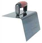 "MT4262D Marshalltown 9"" x 5"" x 5"" Outside Curb/Nose Tool-3/4"" Radius"