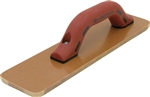 "MT4526D Marshalltown 16 x 3 1/2"" Resin Hand Float w/ DuraSoft® Handle"