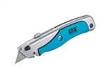 OXP220801 OX SOFT GRIP UTILITY KNIFE