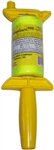 STR25165 250' Fluorescent Yellow Braided Mason Line with Winder