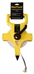 "UC59965 US Tape 1/2"" x 100' Fiberglass Open Reel Tape  Measure"