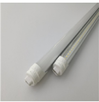20 pack LED Tube 8Ft Bypass--CLEAR R17D-6000K